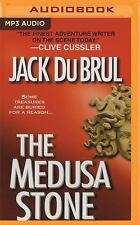 The Medusa Stone by Jack Brul (2016, MP3 CD, Unabridged)