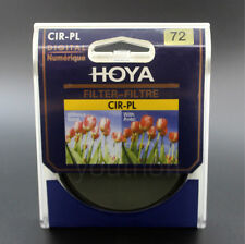 HOYA 72mm CIR-PL CPL Ultra-thin Circular Polarizer Filter fit for Camera Lenses