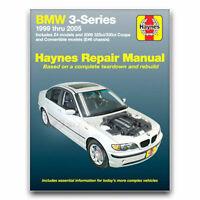 BMW 3-Series E46 323 325 328 330 & BMW Z4 Haynes Manual 18022 NEW
