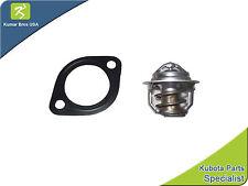 New Kubota G2160 G2160-R48S GR2100 GR2110 Thermostat & Gasket