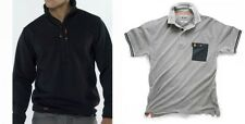SCRUFFS PRO HALF ZIP SOFT SHELL SMALL AND WORKER POLO SMALL