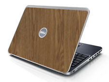WOOD Vinyl Lid Skin Cover Decal fits Dell Inspiron 15R N5010 Laptop