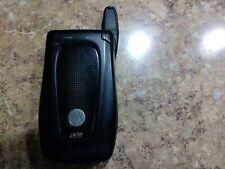 Nextel Motorola i670 Flip Phone - Black.Fast Shipping.