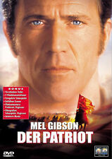 DER PATRIOT - Mel Gibson, Heath Ledger - DVD*NEU*OVP