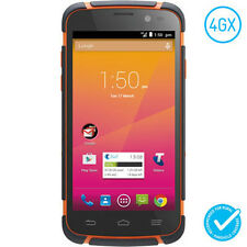 2 X Clear Screen Protector Guard Film For Telstra Tough Max T84