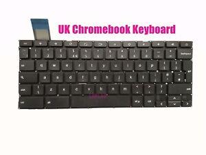 UK Keyboard for Asus Chromebook C201P C201PA C202S C202SA 0KNB0-12FUK00