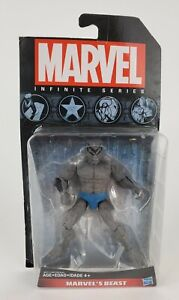 MARVEL'S BEAST(GREY) INFINITE SERIES 3.75 INCH ACTION FIGURE