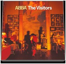 ABBA THE VISITORS CD POP DISCO NEW