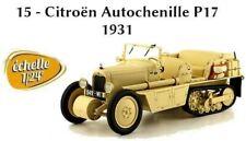 Citroën Autochenille P17  1931  1:24 New & Box Diecast model Car miniature