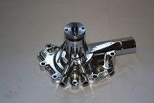 Oldsmobile 5 9/16 Chrome Aluminum water pump 330,350,403,400,425,455,