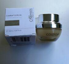 Skin Chemists cold tox serum .87  fl oz