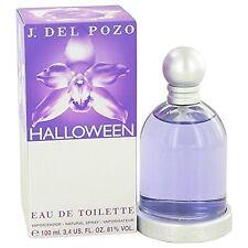 Women Halloween by Jesus Del Pozo 3.4 oz EDT Perfume New In Box Sealed