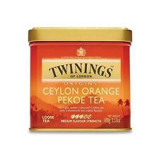 Twinings Ceylon Orange Pekoe Loose Tea Caddy (International Blend) - 100g