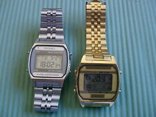 SEIKO DIGITAL ALARM CHRONOGRAPH VINTAGE WRISTWATCHES.