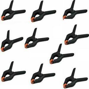 """2"""" Clips PhotoPhotography Background Backdrop Clamps Studio Portable Practical"""