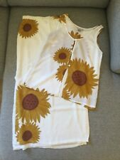 Ladies Chelsea Design Double Layer Longline skirt and matching top - Size 12