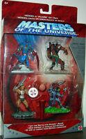 Masters Of The Universe Motu Heroes Vs. Villains Gift Action Figures Beast Man