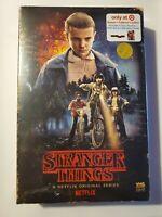 LOT OF 2 STRANGER THINGS SEASON 1 BLURAY DVD TARGET EXCLUSIVE RETRO VHS PACKING