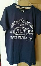 Jack & Jones - Cali Surf T-Shirt PRV 5-6 11 - Small Blue