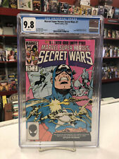 MARVEL SUPER-HEROES SECRET WARS #7 (1984) CGC Graded 9.8 ~White Pages
