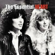 HEART 'THE ESSENTIAL (BEST OF)' 2 CD NEW