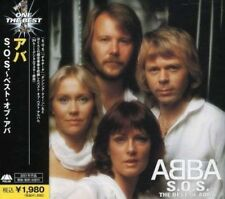 ABBA-S.O.S. -THE BEST OF ABBA--JAPAN CD D95