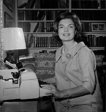 Jackie Kennedy Moments In Time Series- from Negative  RareAndOriginal Photo n136