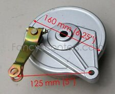 DRUM BRAKE FOR MINI CHOPPER AND SCOOTER FRONT OR REAR 125MM SHOES