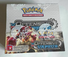 PROMO ! Display Pokémon Offensive Vapeur 36 boosters NEUF - Version FR