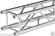 "Global Truss F34 12"" Square Truss 1.25 m 4.10 ft SQ-4111-1250  dj aluminum"