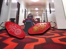 SALE!!! The Shining Room Tag Overlook Hotel Room 237 Keychain  set of two