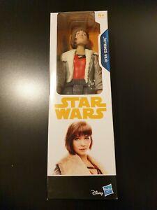 "Star Wars QI'RA 12"" figure Disney Hasbro *New In Box* Solo: A Star Wars Story"