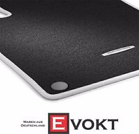 Velours floor mats crystal gray Original Mercedes-Benz A-Class W176