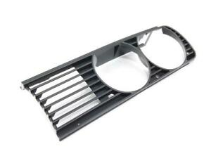 Genuine BMW E30 Cabrio Coupe Headlight Front Lamp Grille Left OEM 51131945883