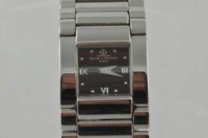 Baume & Mercier Catwalk Women's Watch 0 15/16in Steel Nice Condition