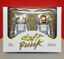 Medicom Be@rbrick 2016 Daft Punk 100% RAM White Suits ver. Bearbrick set 2pcs