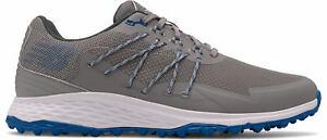 New Balance Fresh Foam Pace SL Golf Shoes NBG4005GBL Grey/Blue 2021 Men's New