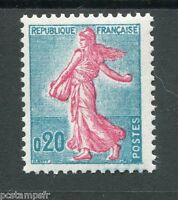FRANCE 1960,  timbre 1233 SEMEUSE, neuf**, VF MNH STAMP