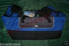 High Sierra Pinnacle Series Single Ski Bag Padded Center S5014 Black Blue185 cm