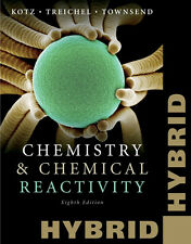 Chemistry and Chemical Reactivity with OWL, Hybrid by Paul M. Treichel, John...