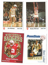 2007 Second Mile Penn St. Lions college basketball card Ben Luber