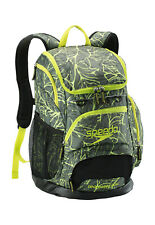 Speedo Large Teamster Backpack Swim Bag 35 L Liter Palm New with Tags