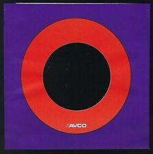 AVCO RECORDS - REPRODUCTION RECORD COMPANY SLEEVES - (pack of 10)