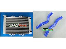 radiator+blu hose Kawasaki KFX450 KFX450R 2008-2012 08 09 10 11 12 2009 2010