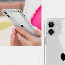 Transparent Soft Cover For iPhone 11