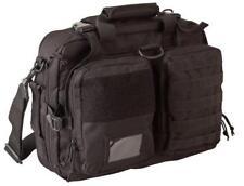 BLACK TACTICAL NAV / NAVIGATION BAG RUCKSACK FOR LAPTOP CAMERA TABLET - 30L