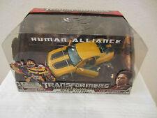 Transformers 2008 movie Revenge of the Fallan Human Alliance Bumblebee+Sam MISB
