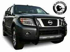 Black Horse Fits 05-20 Nissan Frontier Grille Brush Guard push bar 17A110200MA