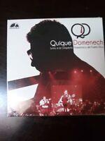 Quique Domenech Junto A La Orquesta Filarmonica De Puerto Rico (CD Doble, 2013)