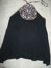 LADIES 'GEORGE' TOP SZ 10 ..39cm + STRETCH AT UNDERARM.  EUC    +POST DISC.